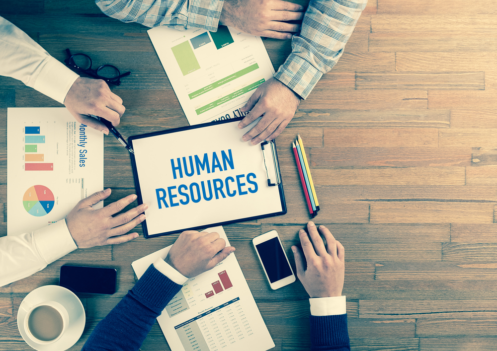 Business,Team,Concept:,Human,Resources